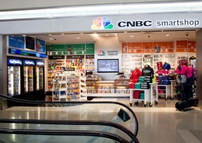 CNBC - DTW McNamara Terminal