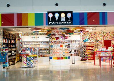 Dylans Candy Bar - DTW McNamara Terminal