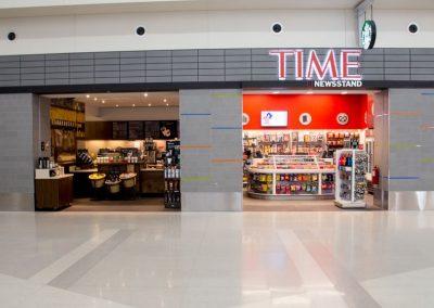 Time Newstand/Starbucks - DTW McNamara Terminal