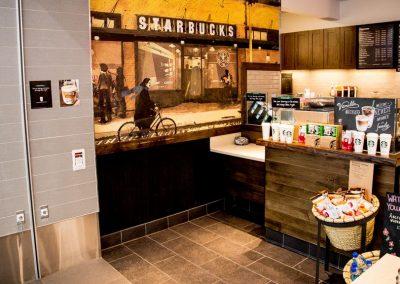 Starbucks - DTW McNamara Terminal