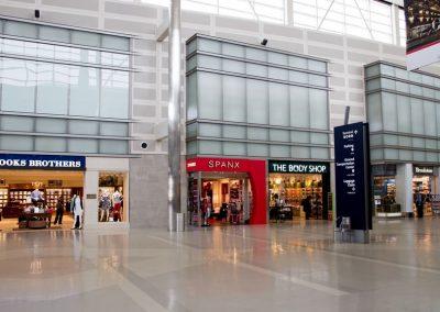 DTW McNamara Terminal (Brooks Brothers,  Spanx, Body Shop, Brookstone
