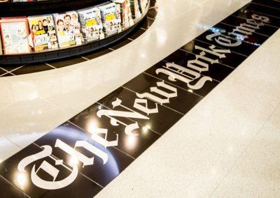 The New York Times - DTW McNamara Terminal