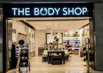 The Body Shop - DTW McNamara Terminal