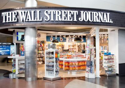 Walls Street Journal - DTW McNamara Terminal
