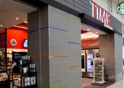 Times Newstand/Starbucks - DTW McNamara Terminal