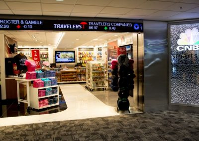 CNBC – DTW North Terminal