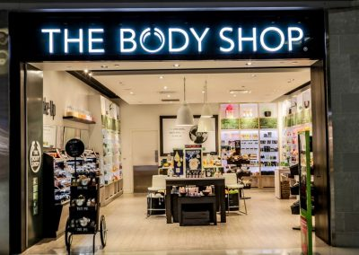 The Body Shop - DTW McNamara Terminal