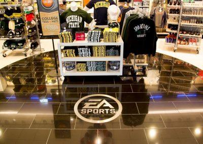 EA Sports - DTW McNamara Terminal